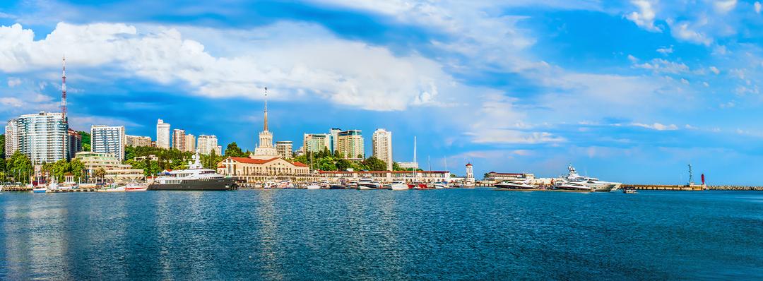 Авиабилеты Санкт-Петербург — Сочи, купить билеты на самолет туда и обратно, цены и расписание рейсов