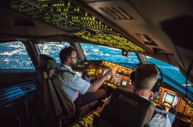Карьера пилота
