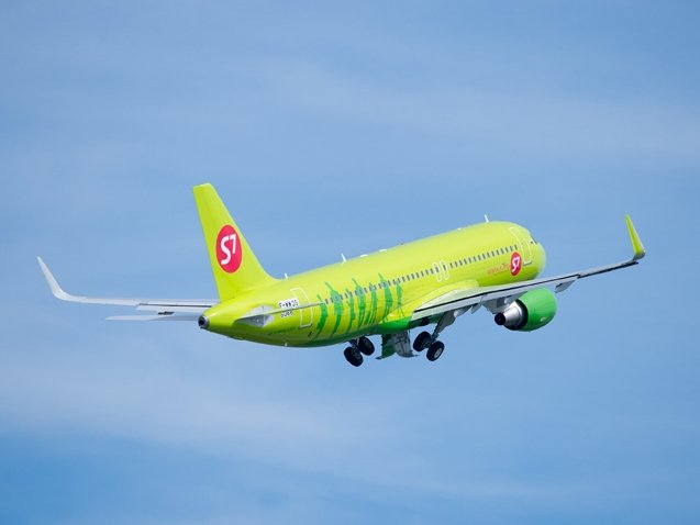 S7 Airlines and Airbus — ten years together