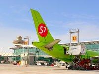 S7Airlines увеличивает частоту полетов в Ереван