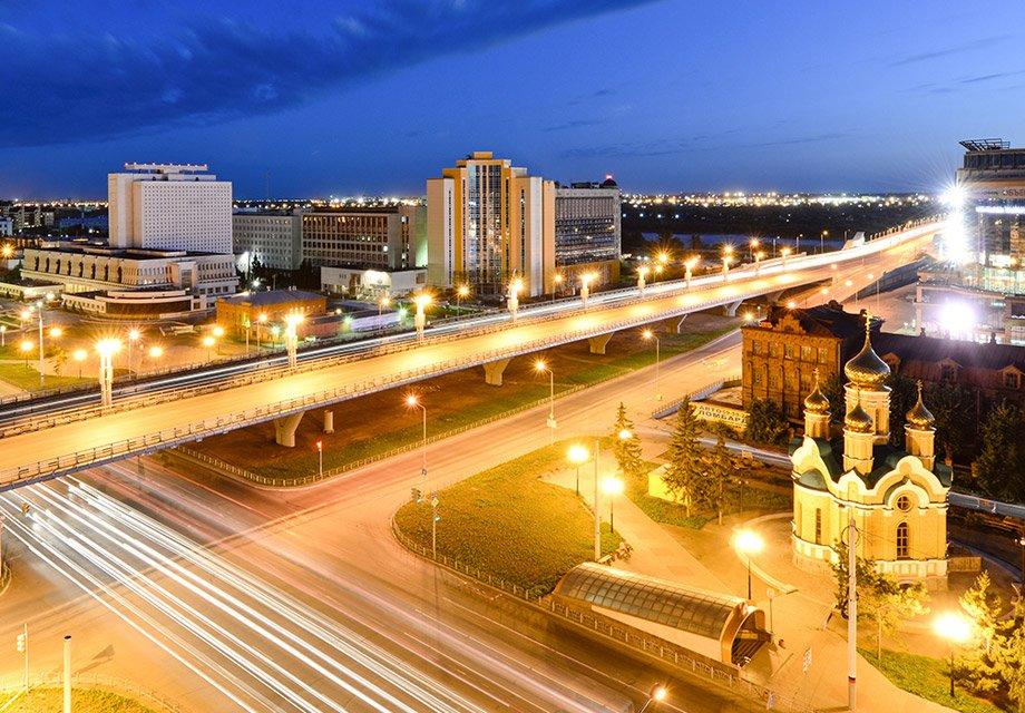 S7Airlines открывает рейсы изСанкт-Петербурга вОмск