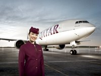 Double miles with Qatar Airways