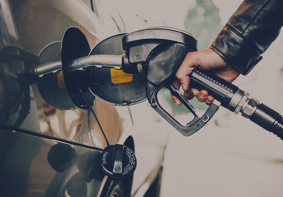 Мили за топливо с Бензовозом