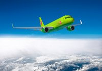 S7 Airlines has increased the passenger flow by 23.7%