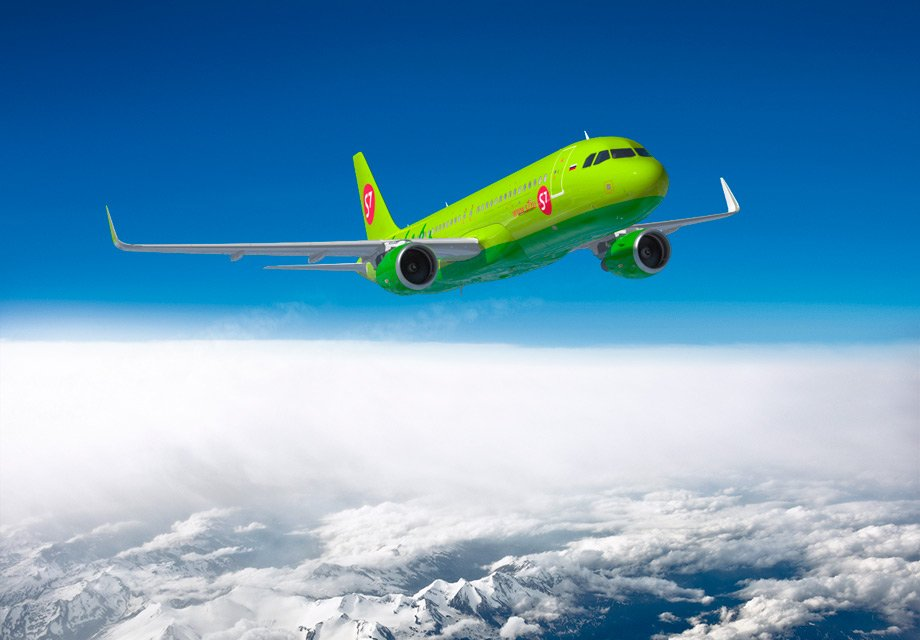 S7 Airlines increased passenger turnover by 21%