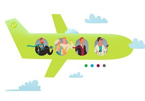 S7 Airlines developed a new fare system