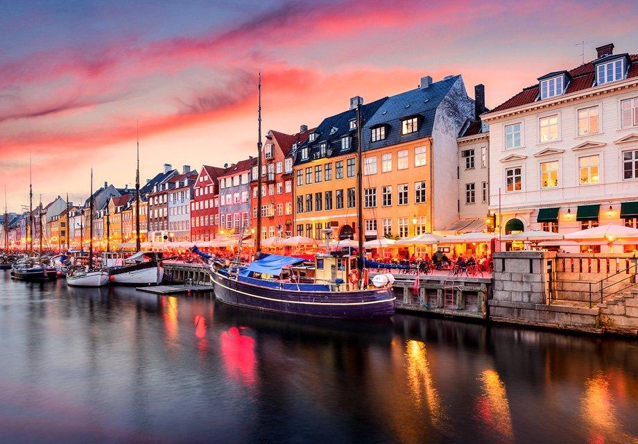 S7 Airlines открывает рейсы в Данию и Швецию