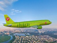 New Airbus 320 joins S7 fleet