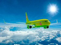 S7 Airlines received a new Boeing 737-800NG