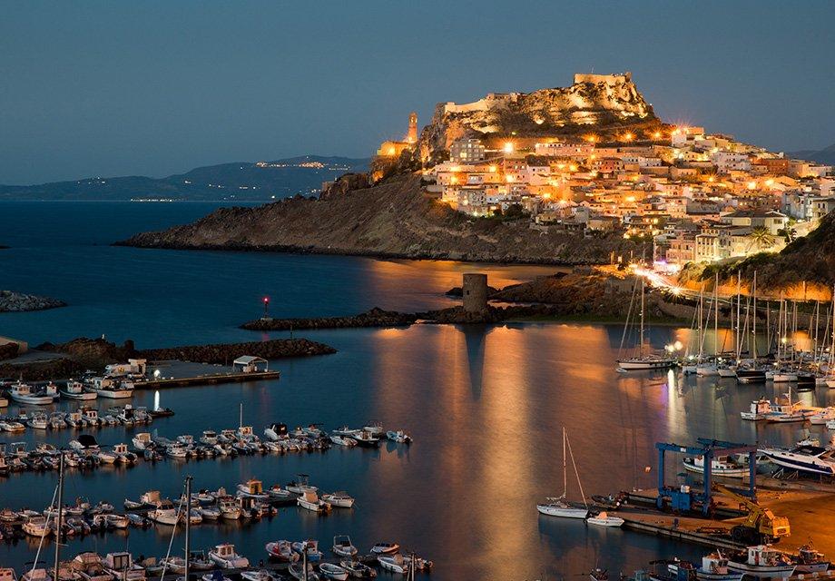 S7Airlines открывает рейсы наостров Сардиния