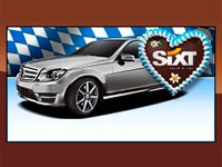 Sixt in Munich celebrates the Oktoberfest with up to triple miles for S7 Priority members!