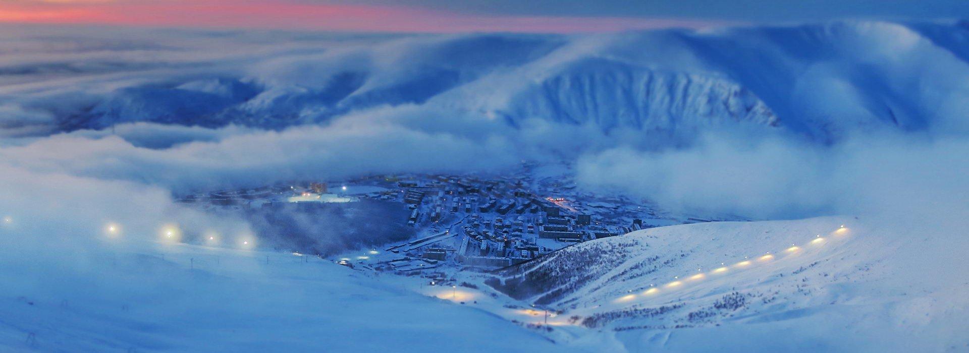 Самый длинный горнолыжный сезон в Хибинах — блог S7 Airlines