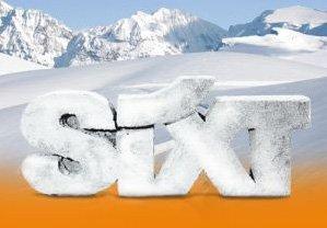 Горнолыжный отдых с Sixt
