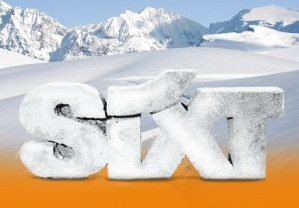 Skiing holidays with Sixt