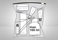 Изменениe правил провоза жидкостей в ручной клади
