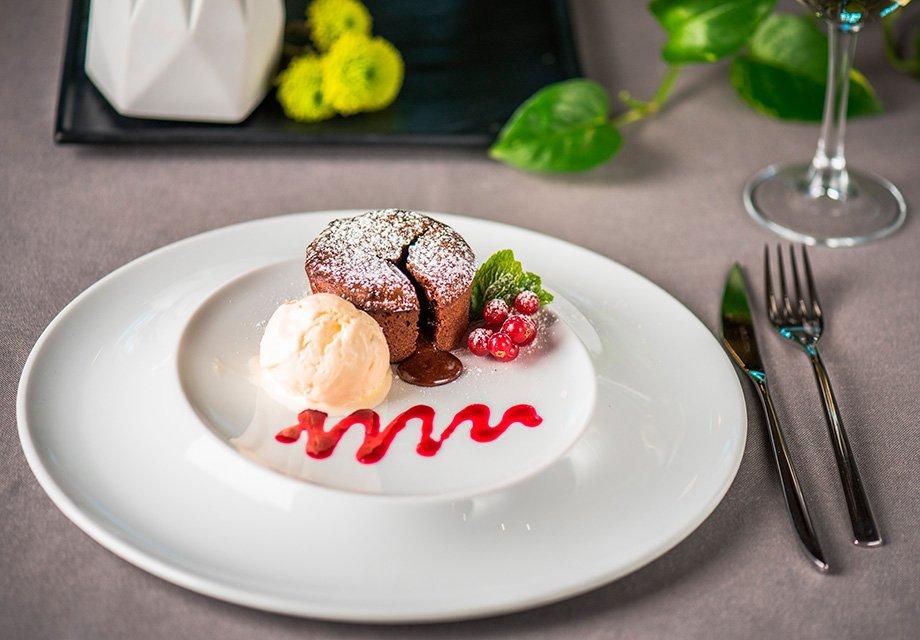 Мили на десерт