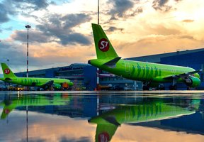 S7Airlines increased its passenger traffic by 6.6%
