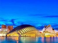 S7Airlines announcing flights to Valencia