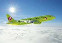 S7 Airlines increased passenger turnover by 26.5 %