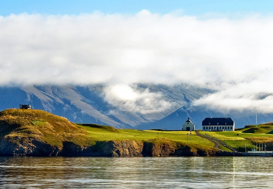 Iceland isthenew destination onthe S7Airlines route map