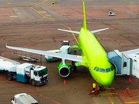 S7 Airlines was awarded for maintaining the aircraft airworthiness