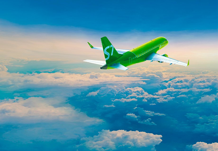New direct flights with S7 Airlines from Irkutsk to the cities of Siberia and the Far East