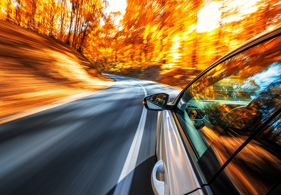Autumn offer from Sixt