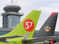 S7 Airlines and Royal Jordanian announcing Moscow - Jeddah codeshare flights