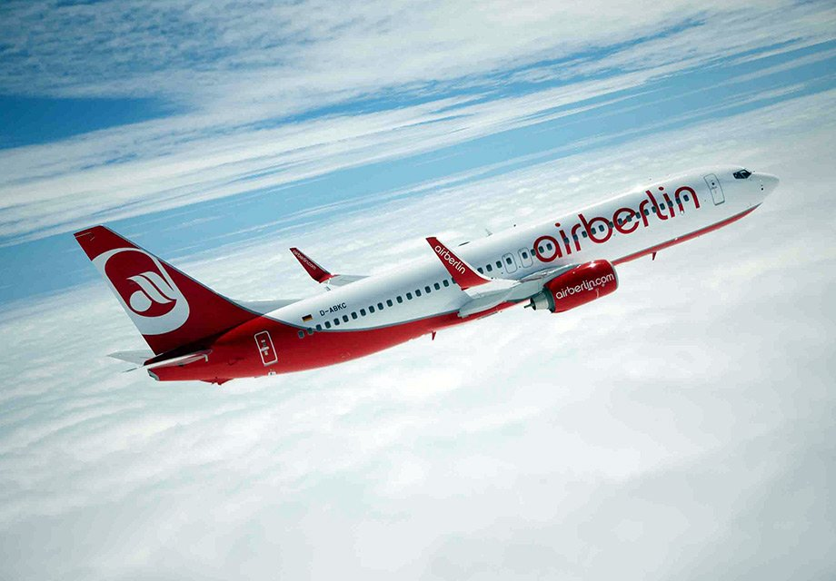 S7 Airlines and airberlin extend the scope of their partnership