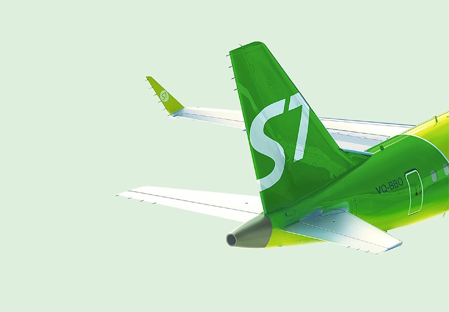 S7 Airlines increased passenger traffic by 18.4% in May