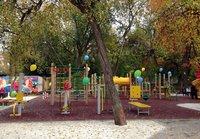 S7 Airlines и фонд «Обнаженные сердца» построили детскую площадку в Перми