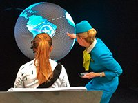 S7 Airlines представила Imagination Machine