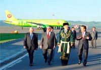 S7Airlines начинает полеты в Горно-Алтайск