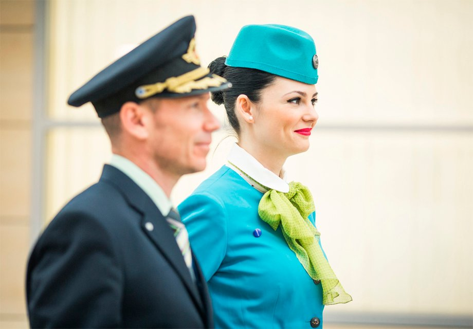 S7Airlines вошла в топ-5 репутационного рейтинга российских компаний