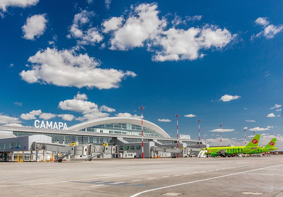 S7 Airlines: 10 years of flights to Samara