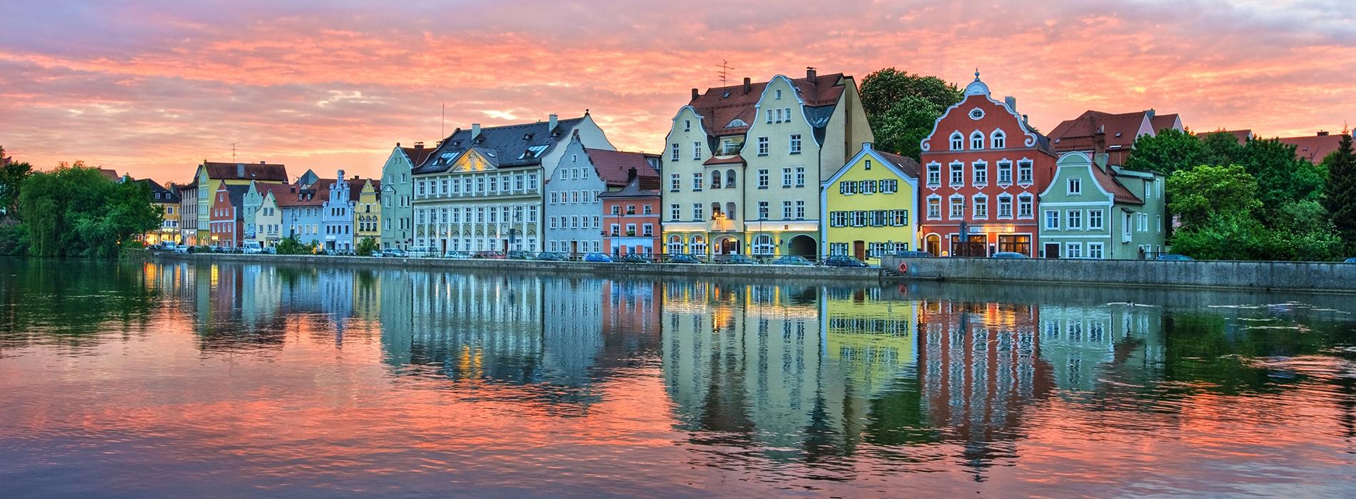 Авиабилеты Самара — Мюнхен, купить билеты на самолет туда и обратно, цены и расписание рейсов