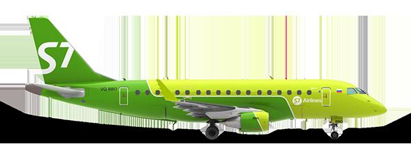 Embraer RJ170
