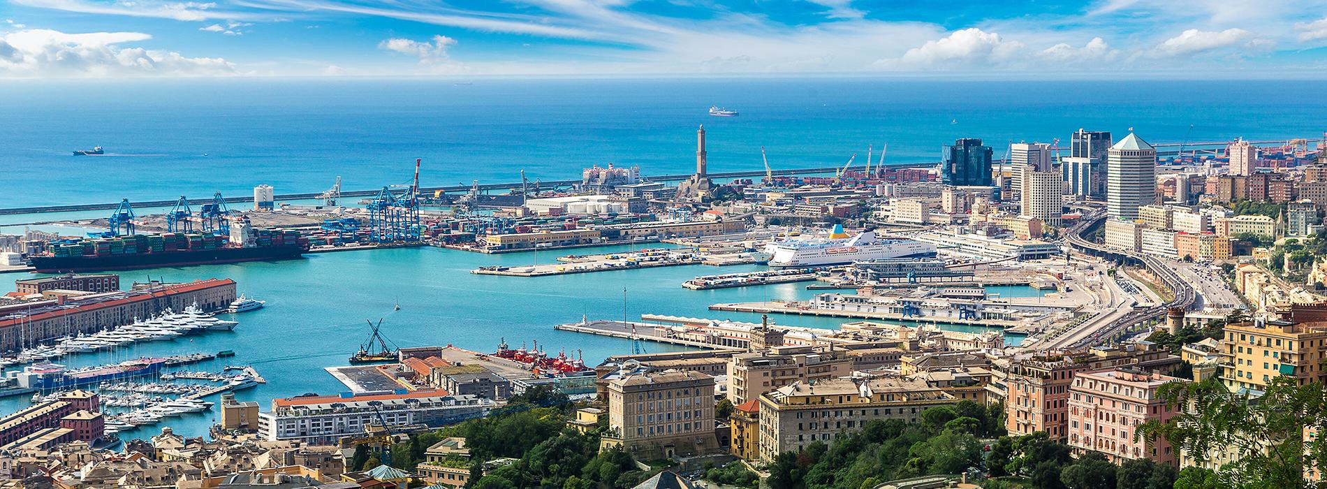 Авиабилеты Челябинск — Генуя, купить билеты на самолет туда и обратно