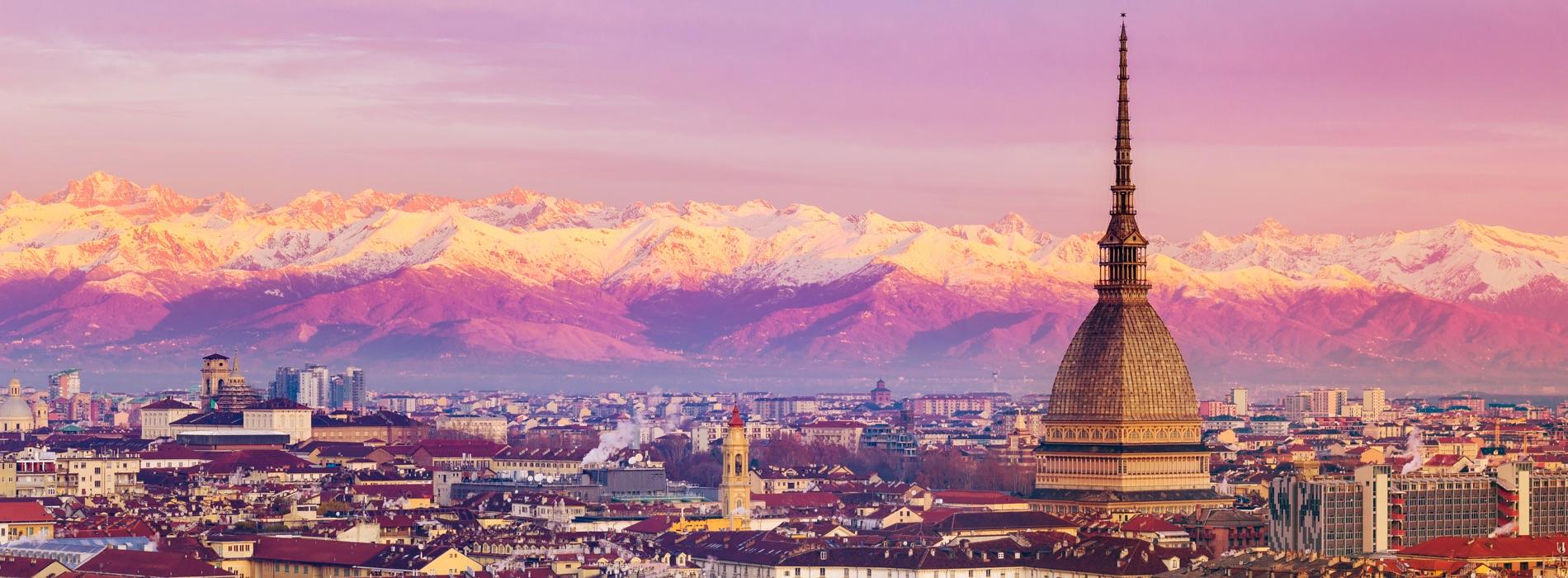 Авиабилеты Санкт-Петербург — Турин, купить билеты на самолет туда и обратно