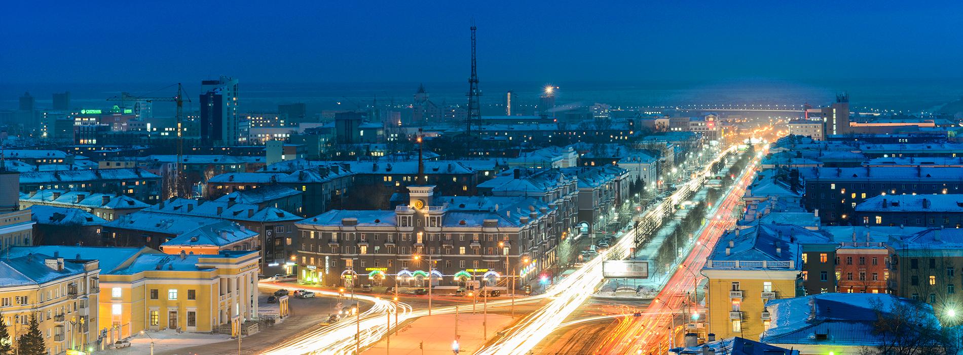 Авиабилеты Калининград — Барнаул, купить билеты на самолет туда и обратно