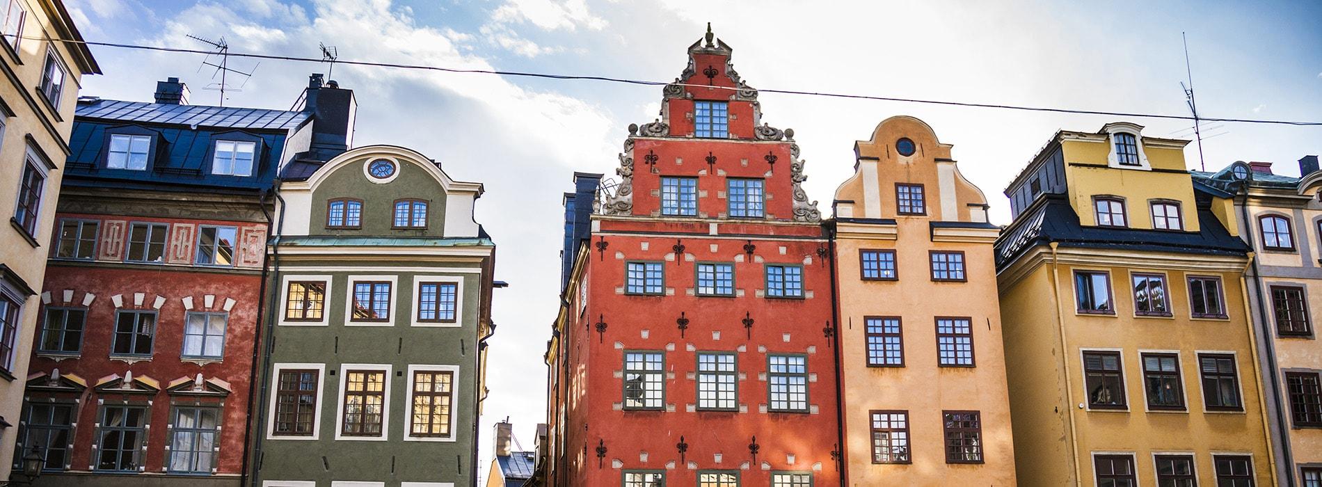 Авиабилеты Санкт-Петербург — Стокгольм, купить билеты на самолет туда и обратно