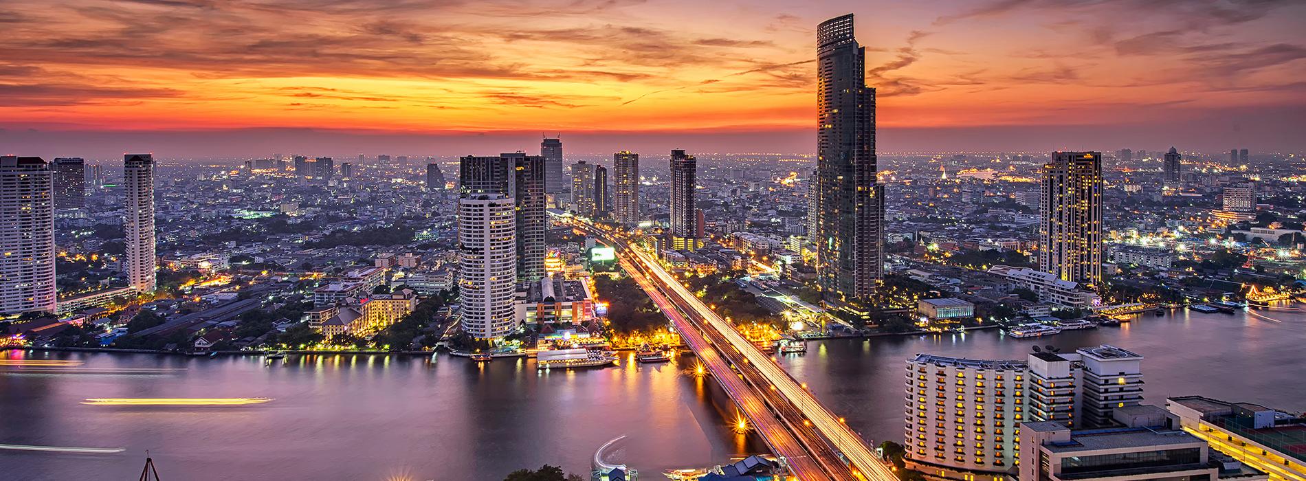 Авиабилеты Владивосток — Бангкок, купить билеты на самолет туда и обратно