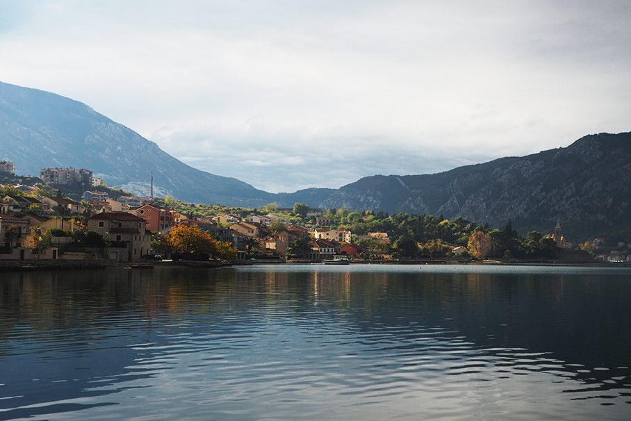 Туда, где Доброта — это город. Несезон: как по-другому узнать Черногорию