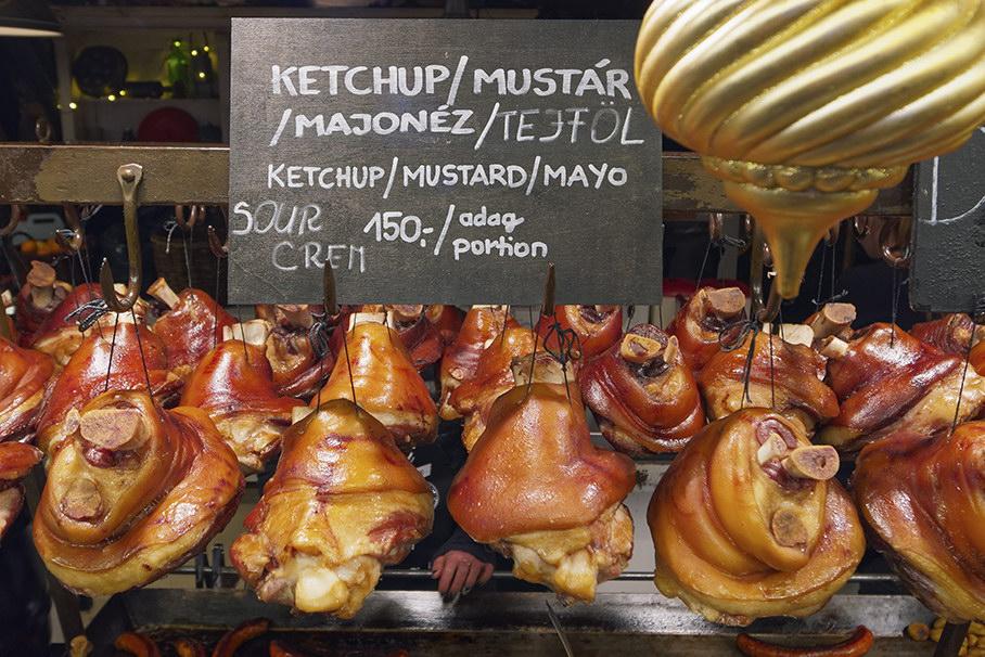 Аппетит по-баварски. Что попробовать в Мюнхене