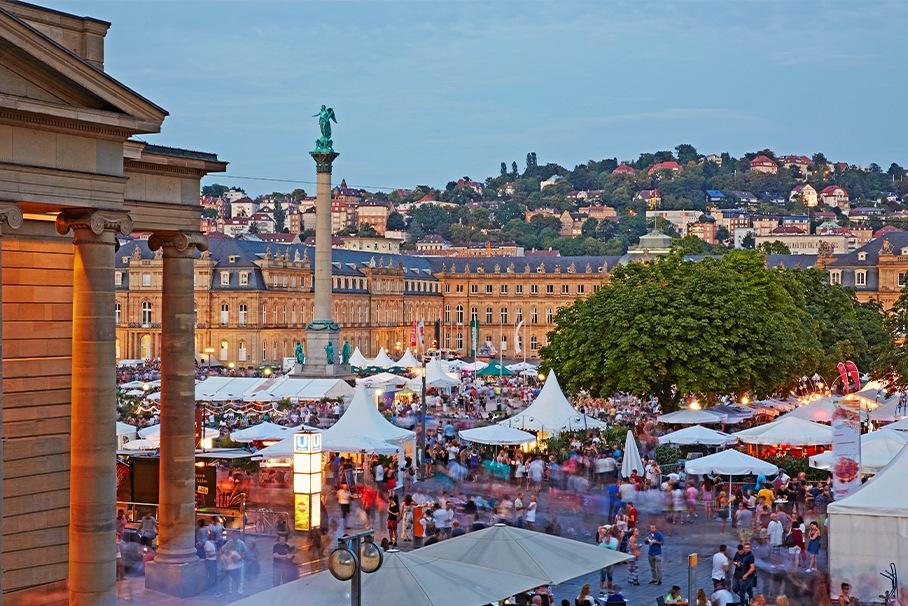 Кино, вино и свет в окно. Интересные фестивали и праздники в Германии