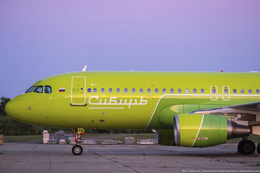 Мы — Сибирь. Зачем S7 Airlines вернула свое имя