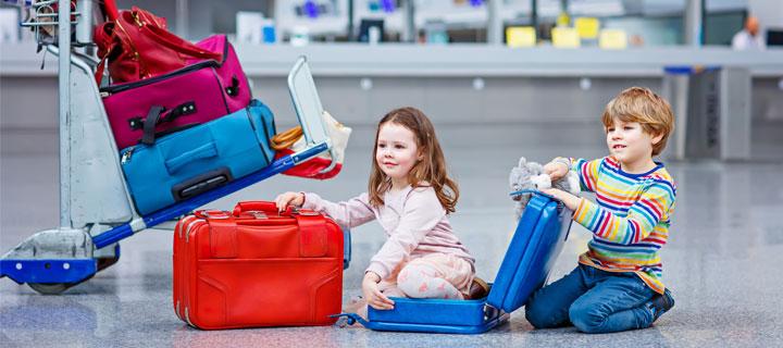 Как подготовить ребенка к перелету