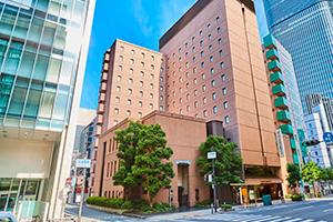Rihga Nakanoshima Inn 3*