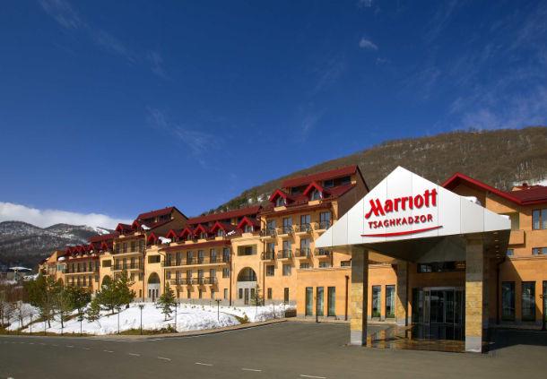 Room rental in Tsaghkadzor Marriott